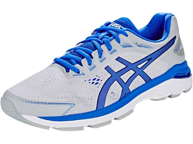 asics GT-2000 7 Lite-Show - Zapatillas running Hombre - gris/azul